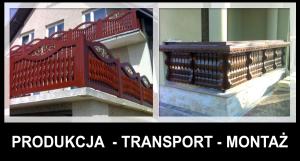 balustrady z nierdzewki Częstochowa